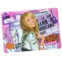 Podkładka laminowana Hannah Montana Disney