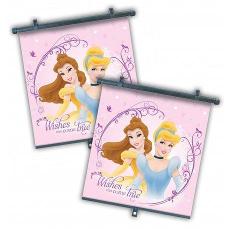 Rolety przeciwsłoneczne do samochodu Disney Princess