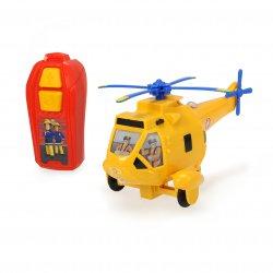 DICKIE Strażak Sam Helikopter Wallaby Zdalnie Sterowany + Pilot