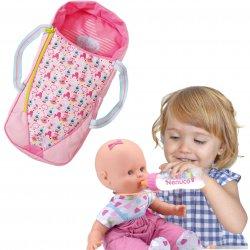 Nosidełko i śpiworek dla lalki Baby Born 43 cm 2w1