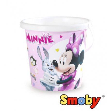 Smoby Wiaderko Minnie