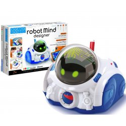 CLEMENTONI Robot Mind Designer Naukowa Zabawa