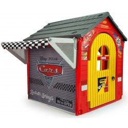 INJUSA Domek Ogrodowy Auta 3 Garaż