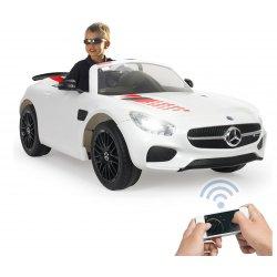 INJUSA Mercedes Benz AMG GT-S 12 V iMove Edycja specialna