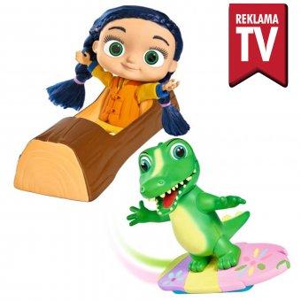 Wissper Świat Wody Ubranko Krokodyl Kev Simba REKLAMA TV + Brelok Gratis