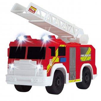Wóz strażacki Straż Pożarna Światło Dźwięk Dickie