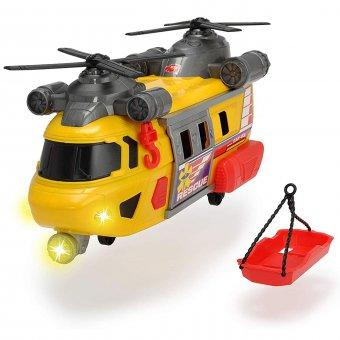 Helikopter Ratunkowy Światło Dźwięk Dickie