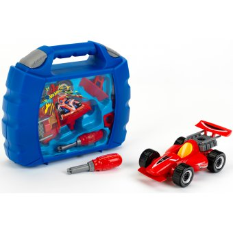 Klein Walizka z autem do skręcania Hot Wheels