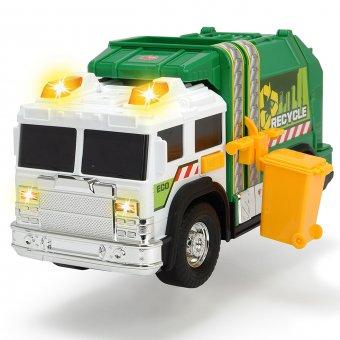 Śmieciarka zielona Dickie