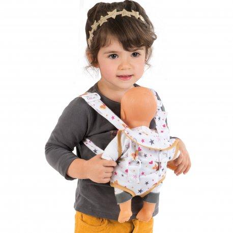 SMOBY Baby Nurse Nosidełko dla lalki 42cm