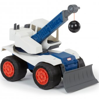 Pojazd budowlany Dźwig Dirt Diggers Little Tikes auto