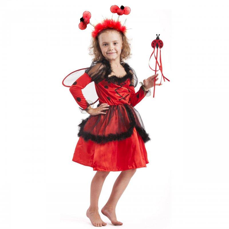 aa98e2c5069c67 ... Strój Czarodziejka Wróżka Sukienka Różdżka Kostium Przebranie dla  dziecka 110-116cm ...