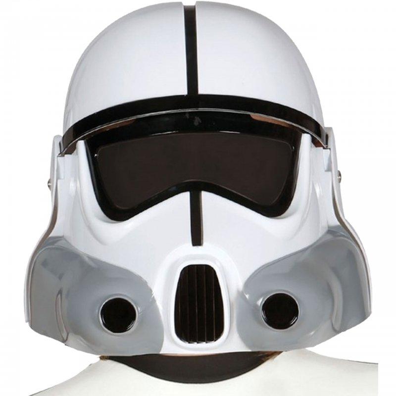 e43d0eb57e5206 ... Strój Szturmowiec Star Wars Gwiezdne Wojny Klon Kombinezon + Kask dla dziecka  122-134cm