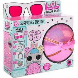 L.O.L. Surprose Duże Zwierzątko Pies seria Eye Spy
