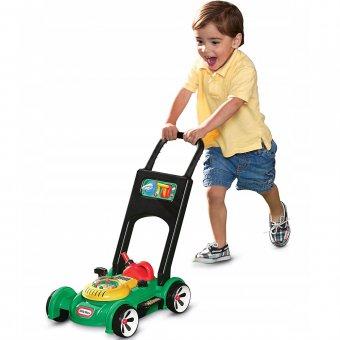 Little Tikes Kosiarka dla dzieci z dźwiękiem pchacz chodzik ruchome elementy