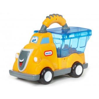 LITTLE TIKES Ciężarówka z uchwytem pojazd Billy Budowniczy wywrotka