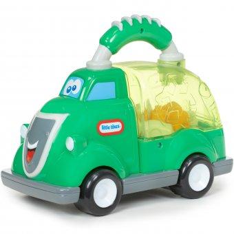 LITTLE TIKES Śmieciarka z uchwytem pojazd Rey Pop Haulers