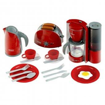 Bosch Zestaw Śniadaniowy Ekspres Toster Klein