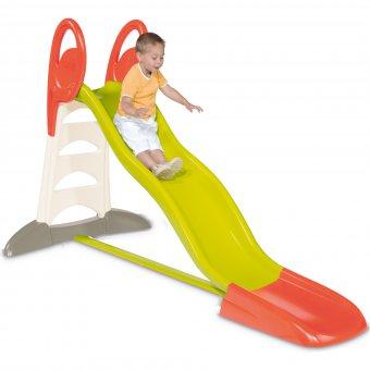 Zjeżdżalnia Ogrodowa Ślizg Wodny 230 cm Smoby Dla Dzieci