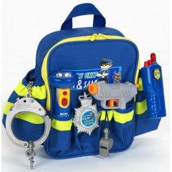 Plecak Policyjny z Wyposażeniem Dla Dzieci Klein