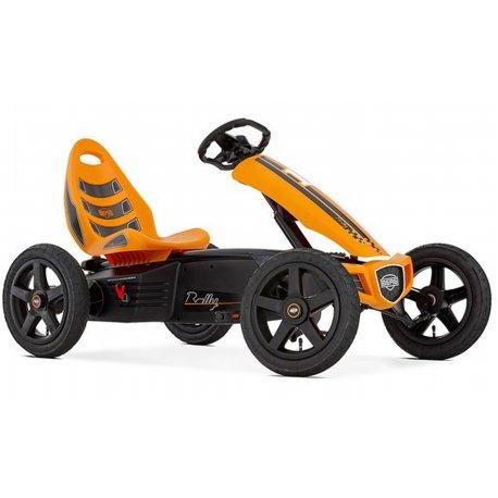 BERG Gokart Rally Buddy - Pomarańczowy