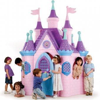 Feber Ogromny pałac księżniczki Super Palace Domek Ogrodowy