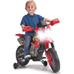 Feber Motocykl na akumulator 6V Motorbike Cross 400F