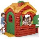 Feber Duży domek ogrodowy z dźwiękiem Chata z Belek dla dzieci