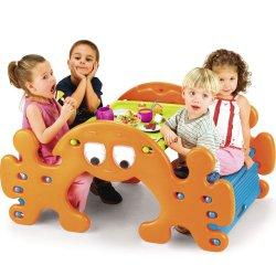 FEBER Duży stół piknikowy - bujak Ghost