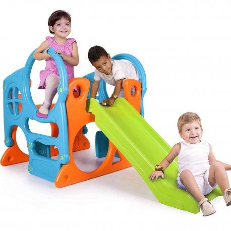 FEBER Plac zabaw Activity Center ze zjeżdżalnią
