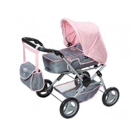BABY born - Wózek głęboki dla lalki de luxe 3w1