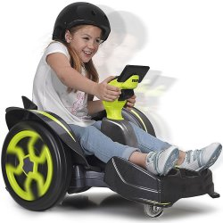 Feber Zabawny pojazd na akumulator Mad Racer 12V