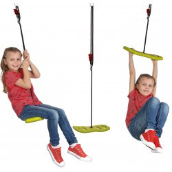 BIG Huśtawka Dysk Activity Swing