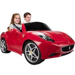 Feber Samochód na akumulator 12V Ferrari California