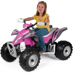 Peg Perego Quad Polaris Outlaw na akumulator 12V