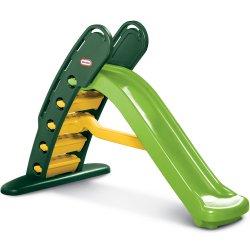 Little Tikes Wielka Zjeżdżalnia Zielona