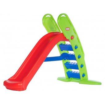 WIelka zjeżdżalnia ogrodowa dla dzieci Little Tikes ślizg 180 cm