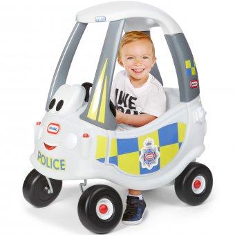 Jeździk policja Cozy Coupe Little Tikes dla dzieci