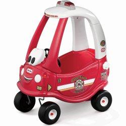 Jeździk Samochód ratowniczy Straż Pożarna Cozy Coupe Rescue Little Tikes