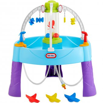 Stół Wodny Little Tikes dla Dzieci Bitwa na Wodę Fun Zone Battle Splash