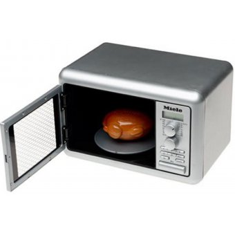 Miele kuchenka mikrofalowa mikrofalówka dźwięk światło Klein