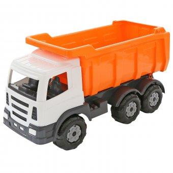 Ogromna Ciężarówka 67 cm Wader samochód Wywrotka
