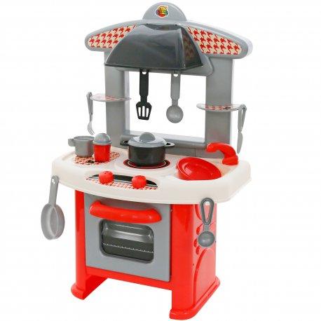 Wader Quality Kuchnia dla dzieci z piekarnikiem 13 akc.