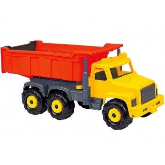 WADER GIGANT Ciężarówka Wywrotka Truck 81cm