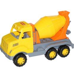 Wader QT Ogromna ciężarówka Betoniarka samochód 60cm