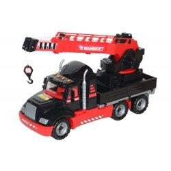 Wader QT MAMMOET Dźwig Ciężarówka Żuraw obrotowy 82cm