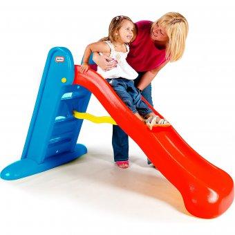 Duża Zjeżdżalnia dla dzieci Ślizg 150 cm Little Tikes