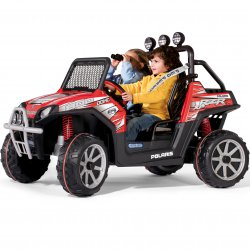Samochód Terenowy na Akumulator Ranger POLARIS RZR Peg Perego