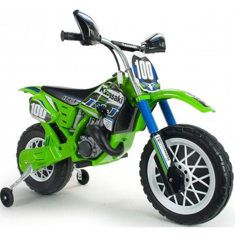 Verwonderend Kawasaki Motor Elektryczny Cross 6V Ciche koła Injusa - Brykacze WN-15