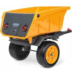 Peg Prego Przyczepa do Traktora Koparki John Deere